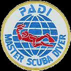 padi master scuba diver patch />           </div>            <div class=